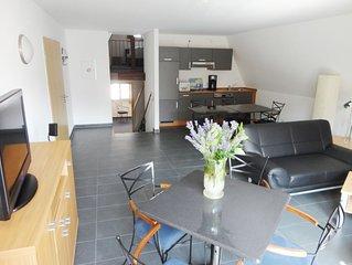 Modernes Apartment für bis zu 16 Personen  im historischen Fachwerkhaus