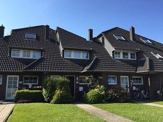 Familienfreundliches Ferienhaus direkt an der Nordsee, mit Center Park-Anschluss