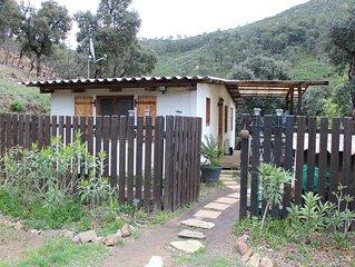 Charmantes Haus mit Terrasse und Gemeinschafts-Pool