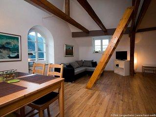 Gemütliches Appartement für 4 in Traben-Trarbach mit Blick auf die Weinberge