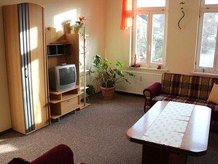 Ferienwohnung 3 - 3 Schlafzimmer - 110 m² - Wlan - Hund erlaubt