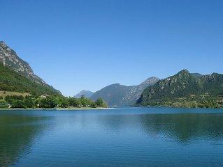 Casa Enrica, bis 4 Pers., 200m bis zum See, sehr ruhig und romantisch gelegen
