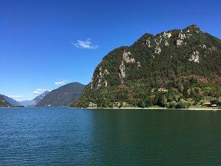 Casa Enrica Typ E2, bis 4 Pers, 200m zum See, ruhige und sehr romantische Lage