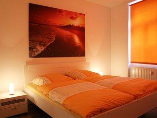 FeWo-Central - 3 Raum Wohnung im Zentrum von Weimar mit exclusiven Wohnzimmer