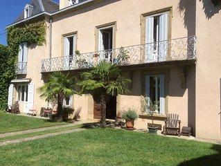 Schöne Wohnung in einem 'Maison de Maitre' -