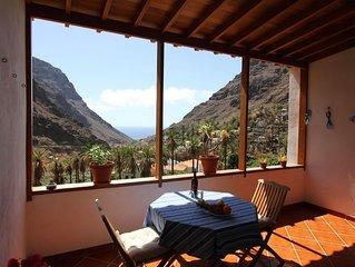 Preiswertes Apartment mit Meerblick und Terrasse
