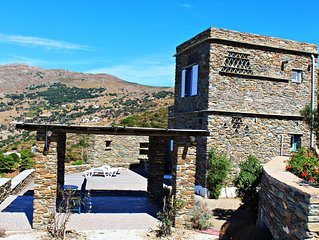Haus Apollon, Andros