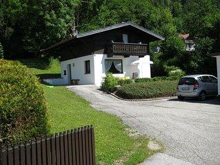 Kleines Ferienhaus für bis zu 5 Personen