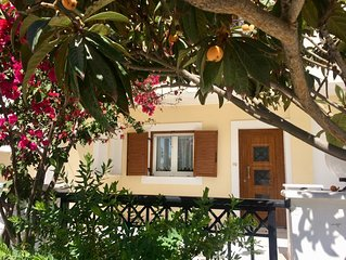 Holiday Apartment in Ireon, next to the ancient temple of Heraion
