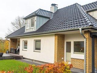 Moderne lichtdurchflutete Ferienwohnung in Glucksburg (Ostsee)