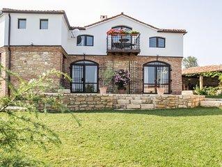Villa Vita das stilvolle Ferienhaus