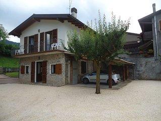 Casa Vittoria Typ V1,  bis 5 Pers., Garten, nur 200m zum See/ Strand