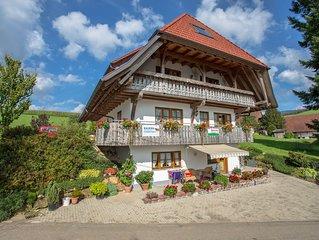 Breigenhof -  Ferienwohnung Leibgeding 100qm - sonnige Lage