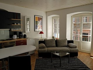Gemütliches Appartement für 2 in Traben-Trarbach mit Blick auf die Weinberge