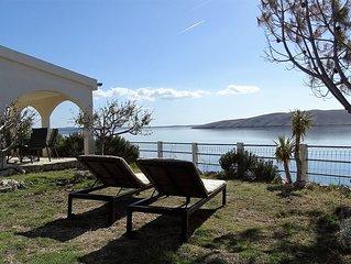 Sommerhaus direkt am Meer mit traumhaftem Ausblick