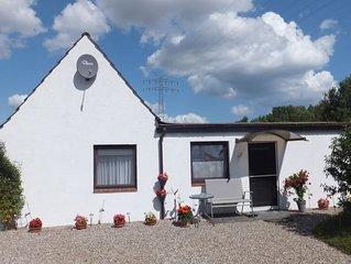 Haus 'Otti' in ruhiger Lage am Waldrand, nahe Schlei und Ostsee