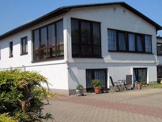 Willkommen im Urlaub - Ferienwohnung in Zinnowitz