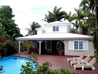 Villas Aquarelles 4*, Villa Picasso, villas pour 10 pers