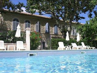 Pres  de St Remy de Provence  'Le Prieure'
