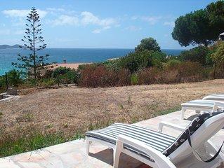 Villa Bord de Mer - Plage du Ruppione- Corse du Sud