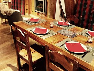 Appartement charme 10 personnes - La Rosiere 1850 - Centre station