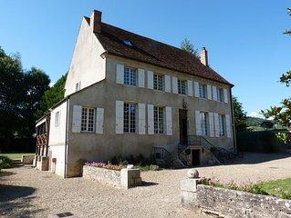Villa de prestige a Santenay