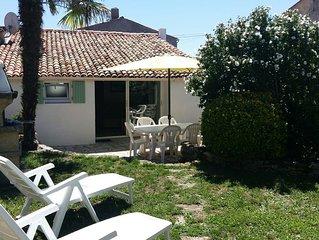 Maison charmante au calme au pied de l'île d'Oléron