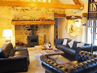 Cottage Au Pré des Noix, nature, calme, qualité, confort entre Lascaux et Sarlat