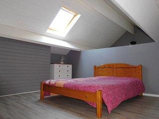 Maison de 50 m2 avec 830 m2 de terrain sans vis à vis à 500 M du lac