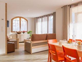Confortable appartement au pied du  Prorel
