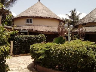 Très belle Villa dans Résidence Safari Saly  Senegal