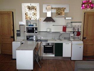 Appartement T2 style Vauban, quartier Lille universite catholique