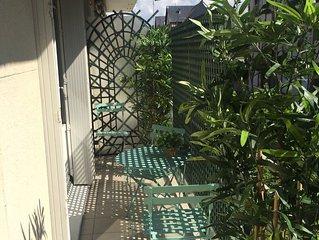 Charmant Appartement  en hyper centre de Deauville