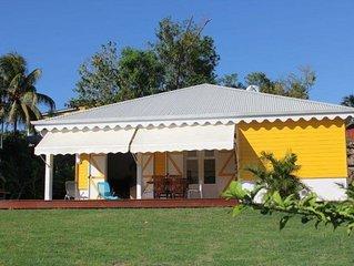 Villa Elaeis à Ziotte Deshaies