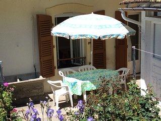 Appartement  avec terrasse en rez de chaussée