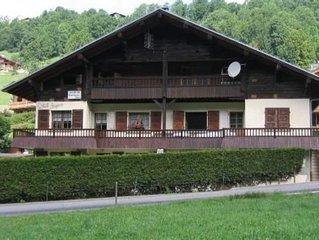Appartement 6 personnes Vieille Bergerie n°1 à La Clusaz (74)
