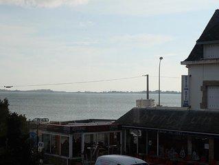 Location vacances - Appartement T3 - Carnac - Plage Saint-Colomban - Vue mer