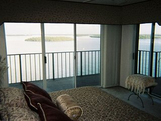 Watch the Dolphins from Your Luxury Seaside Condo on Marco!