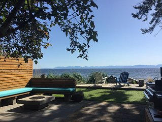 Most Charming Beach Cottage on the Sunshine Coast of British Columbia