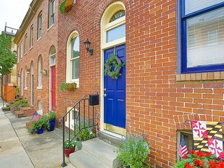 THE Best Location & Reviews - Bmore Charmed!