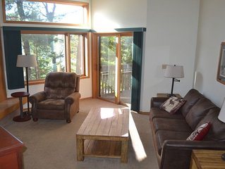 Lake Minocqua Condo - Less Than A Mile From Downtown - Recently Updated!