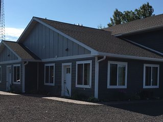Lakeside, Trailside Cabins! 1 Bed, Close To Michigan Tech, Snowmobiling! Cabin 3