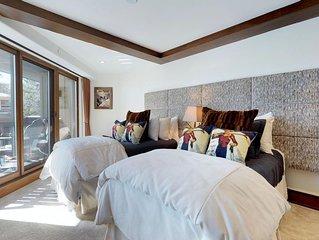 Plaza Lodge Luxury Hotel Room Vail Village 2