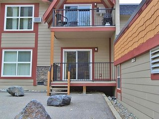 Perfect Ski-In/Ski-Out condo on the Kimberley Alpine Resort