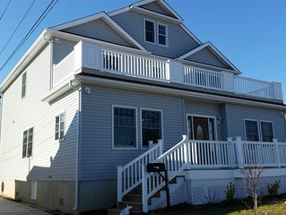 Beautiful Lake View Home near Jersey Shore - Belmar/LakeComo