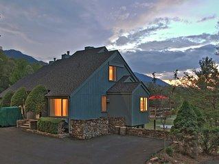 Hummingbird Cottage - Spectacular mountain views on the 18th fairway