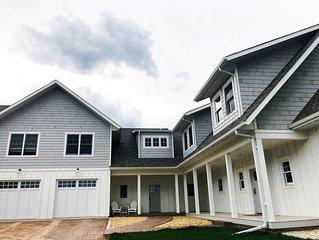 Brand New Modern Farmhouse