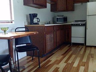 Shull2 Motel Apartment E  $700/month