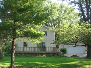 4 Bdrm, New, Lake Koshkonong