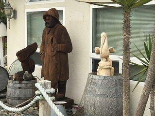 Captain Java's Cottage in Morro Bay!